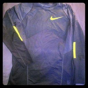 Nike sports under armor
